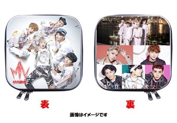 MYNAME 両面写真付き CDケース DVDケース 四角 02