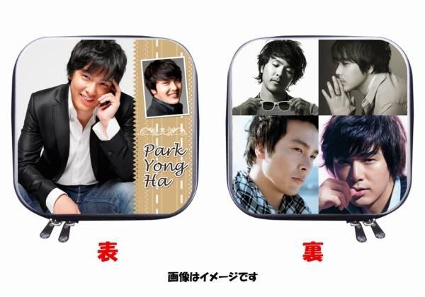 パクヨンハ 両面写真付き CDケース DVDケース 四角 01