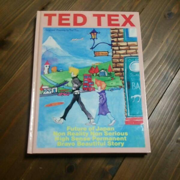 浅井健一 blanky ブランキー ted tex