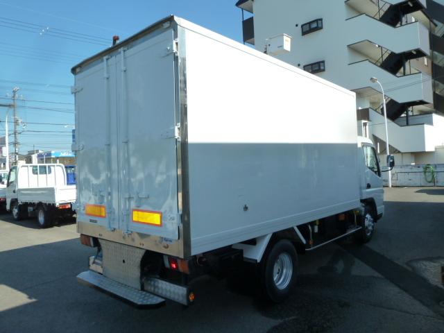 「リースアップ車 キャンター3.85tワイドロング冷蔵冷凍車(ー30℃) NOx適合」の画像2