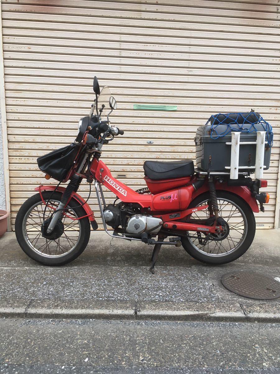 「HONDA CT110P(日本郵政仕様) ハンターカブ110ポスティ」の画像2