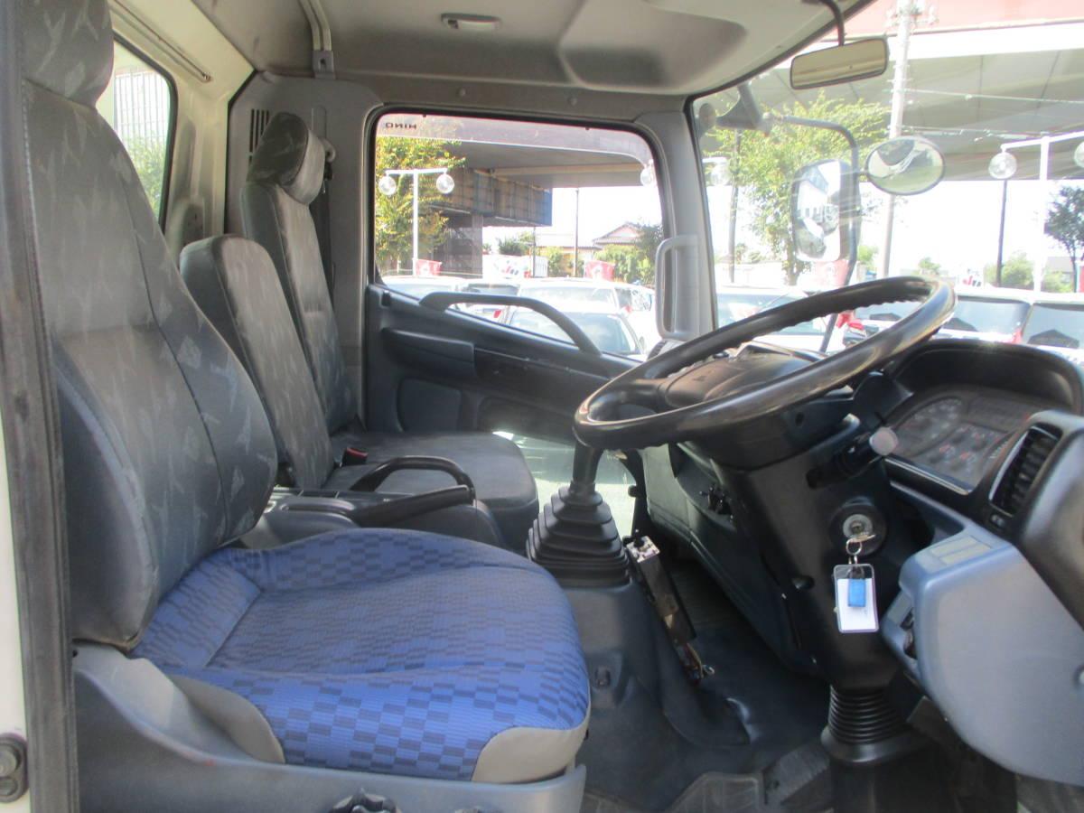 「即決17年9月レンジャーダンプターボ・Lゲート車・自動シート・走行104400km・全国登録可能です」の画像3