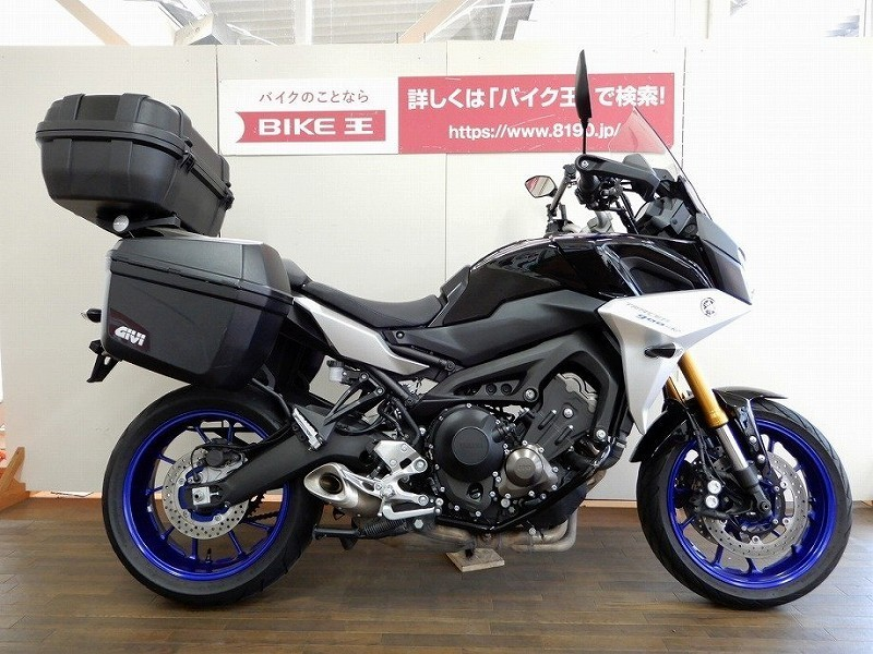 「TRACER 900GT  ABS GIVIフルパニア」の画像1