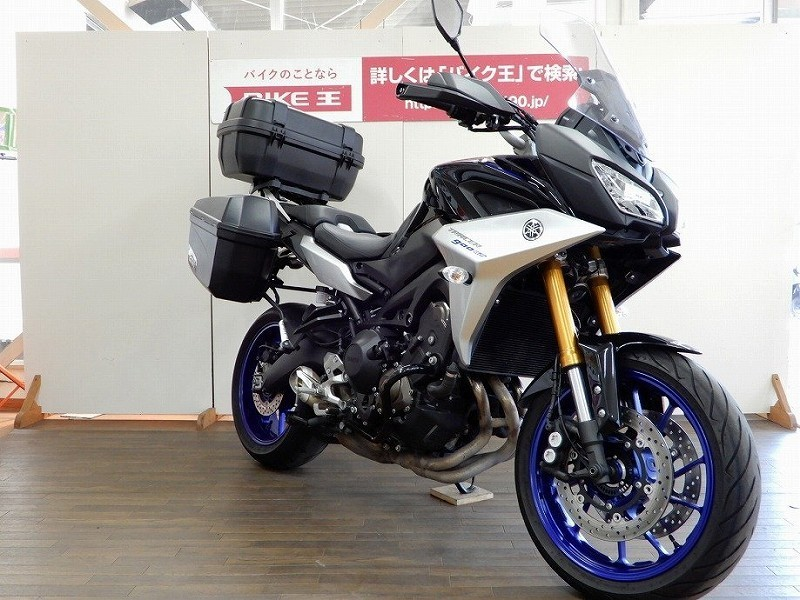 「TRACER 900GT  ABS GIVIフルパニア」の画像2