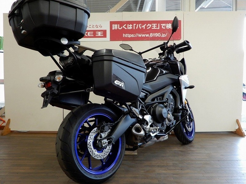 「TRACER 900GT  ABS GIVIフルパニア」の画像3