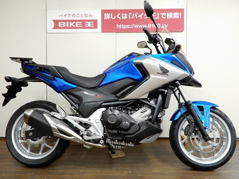 「NC750X ABS リアキャリア」の画像1