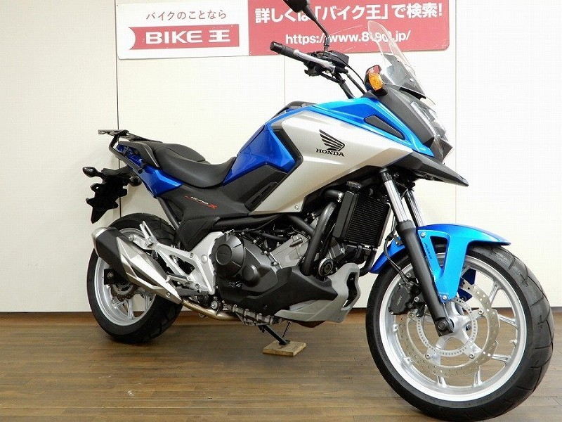 「NC750X ABS リアキャリア」の画像2