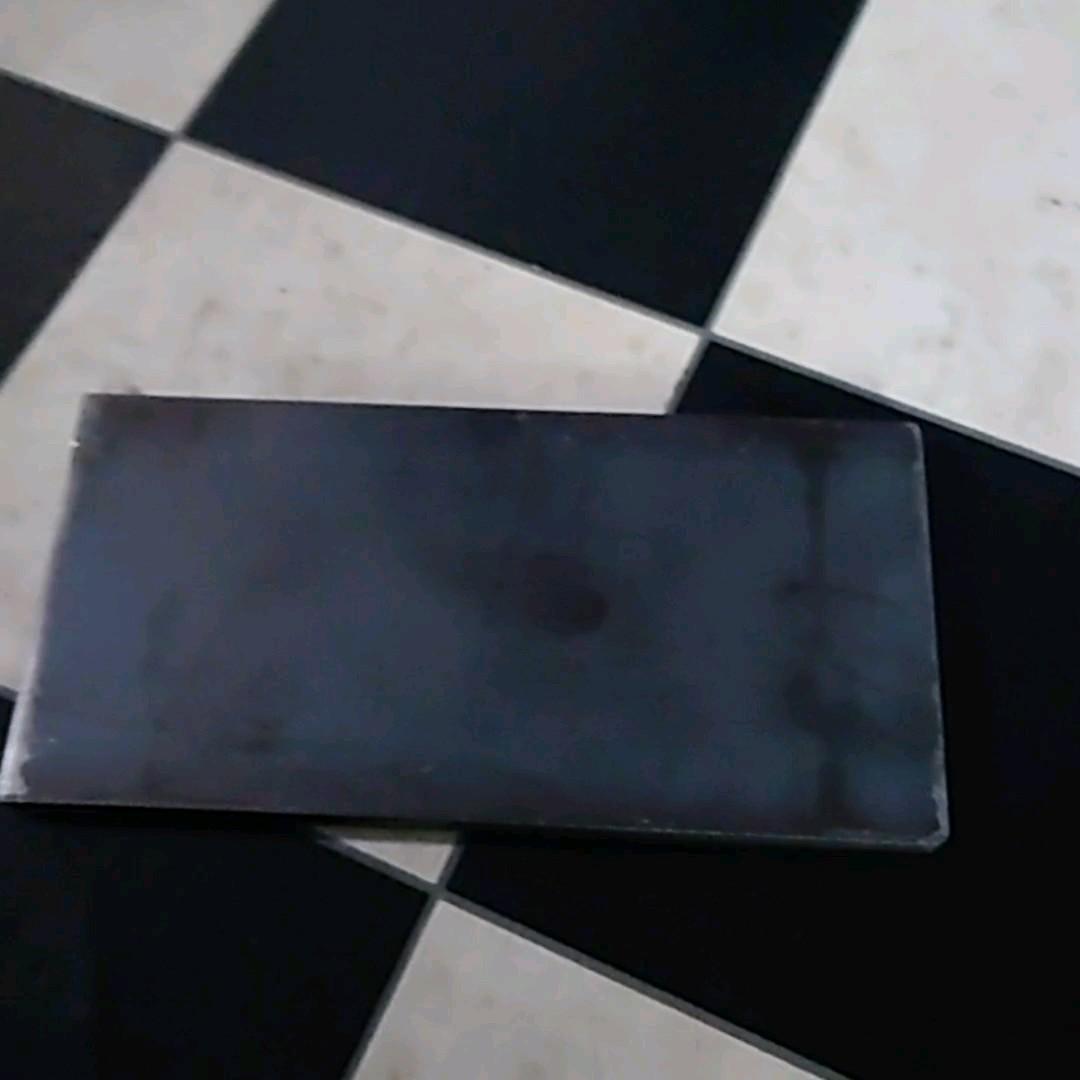 バーベキュー鉄板9ミリ200×100