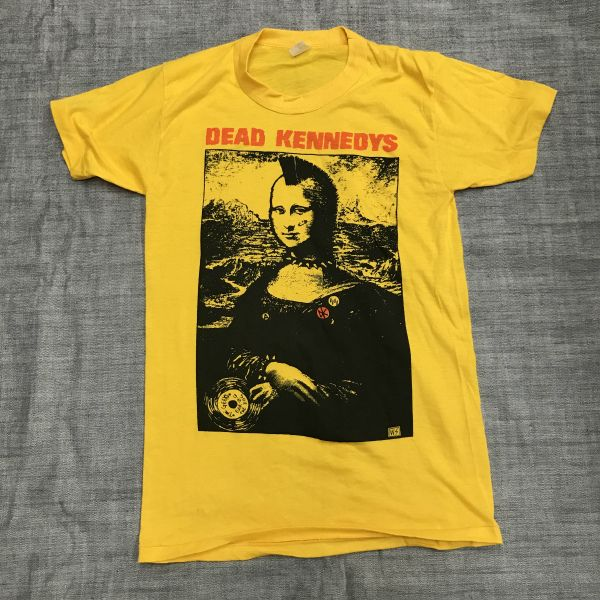 DEAD KENNEDYS デッドTシャツ CLASH PISTOLS seditionaries