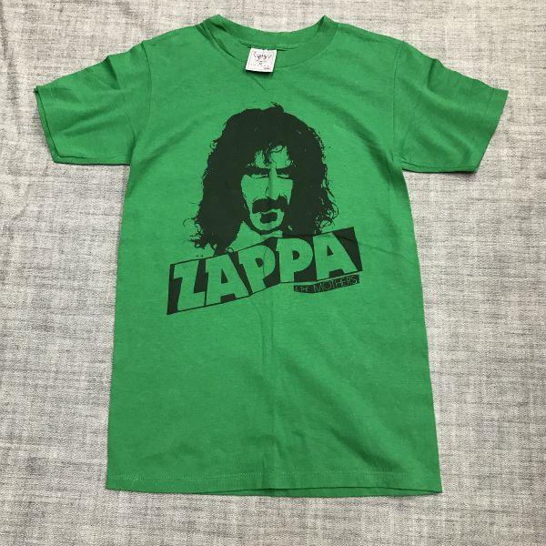 80s FRANK ZAPPA vtg Tシャツ ジョニーデップ patti smith