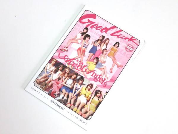 送無) AOA/Ace Of Angels★ポストカード & ステッカー SET 新品 D52