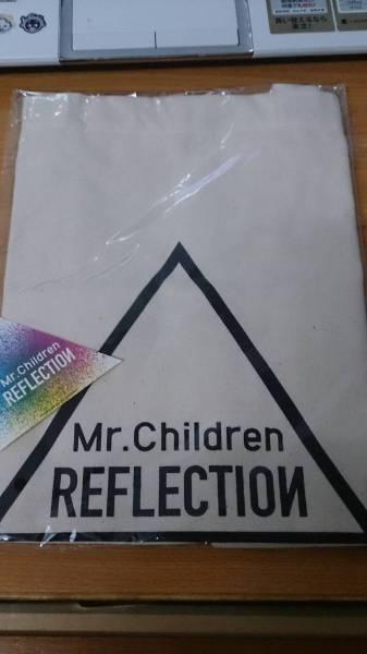 Mr.Children REFLECTION トートバッグ ステッカー 美品