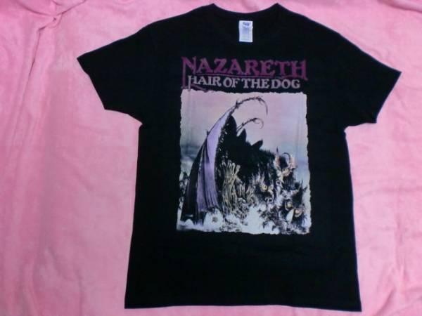NAZARETH ナザレス Tシャツ M バンドT ロックT Guns Judas UFO