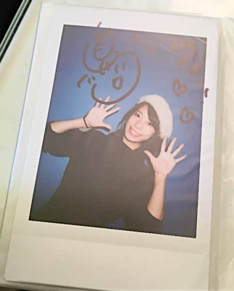 Tokyo 7th Sisters ナナシス 道井悠 直筆サイン入り ポラ 生写真