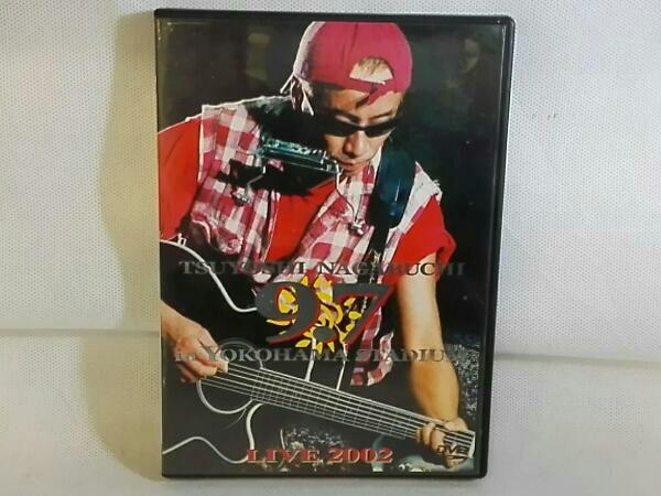 長渕剛 9.7 in 横浜スタジアム LIVE 2002 ライブグッズの画像