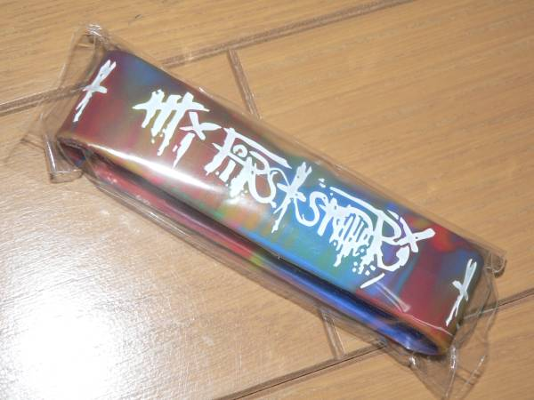 MY FIRST STORY◆ラバーバンド 2016 グッズ マイファス ラババンa We're Just Waiting 4 You Tour 2016