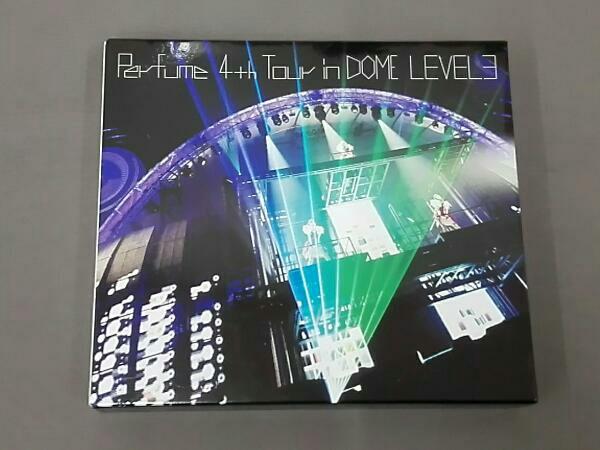Perfume 4th Tour in DOME LEVEL3(初回限定版) ライブグッズの画像