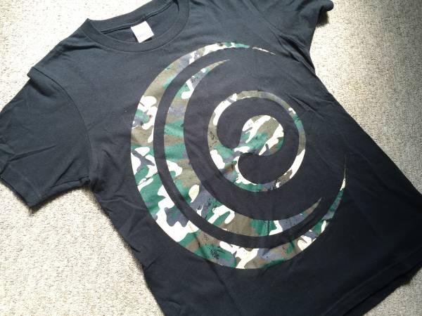 Crossfaith Tシャツ Mサイズ 迷彩 SiM Coldrain FACT ライブグッズの画像