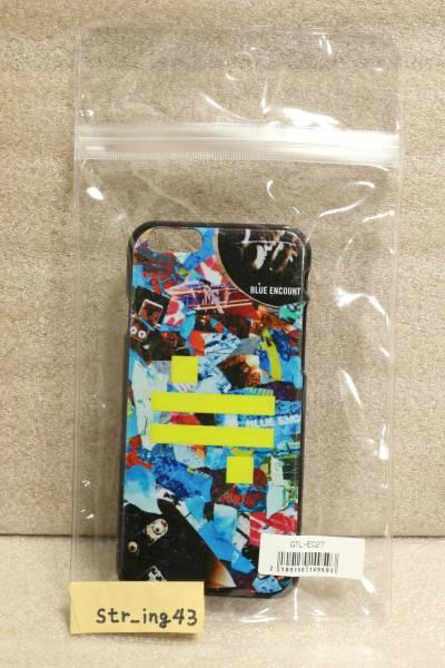 新品 BLUE ENCOUNT iPhone6/6s ケース ≒ 通常盤ジャケ柄 グッズ