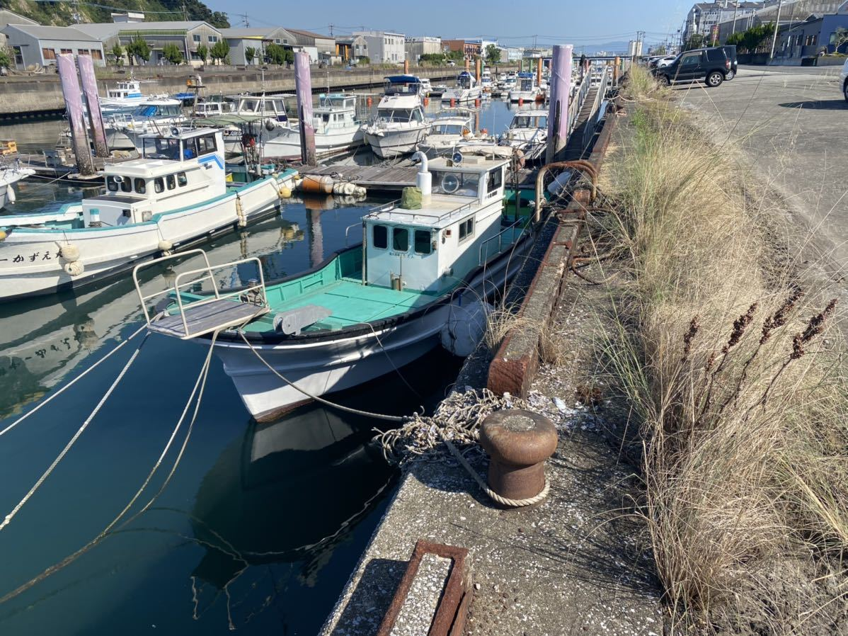 「漁船 和船 NO1」の画像1
