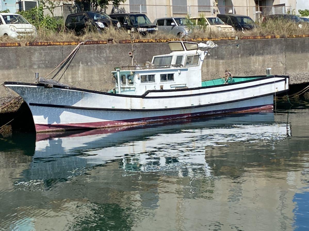 「漁船 和船 NO3」の画像1
