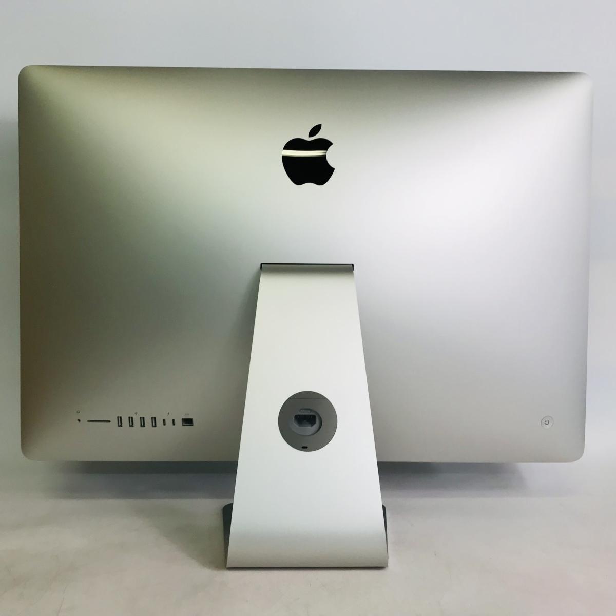 ジャンク iMac Retina 5Kディスプレイモデル 27インチ(Early2019) Core i9 3.6GHz/32GB/FD 2TB MRR12J/A_画像3