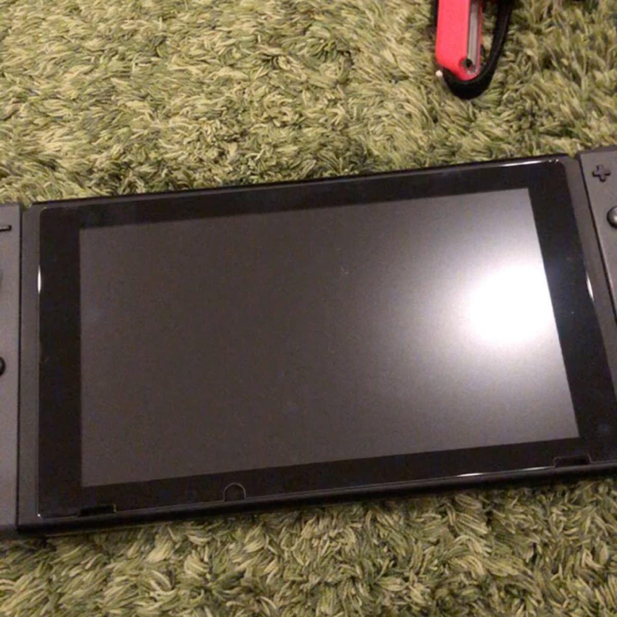 即日発送 Nintendo Switch ニンテンドースイッチ本体 任天堂 グレー