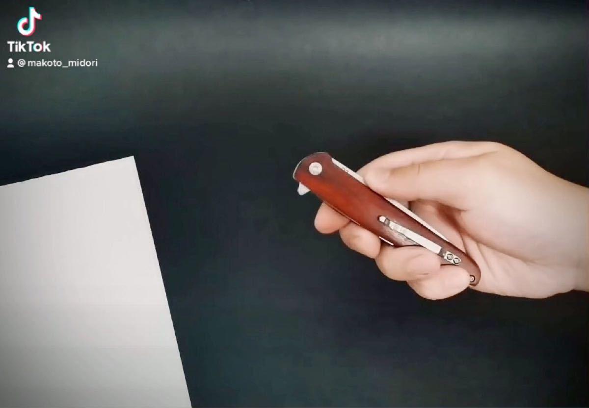ナイフ フォールディングナイフ #025 ポケットナイフ 折りたたみ