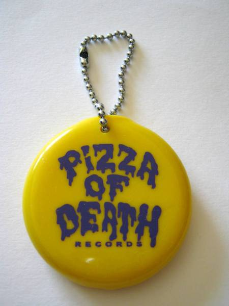 PIZZA OF DEATHコインケース*KEN YOKOYAMA*WANIMA
