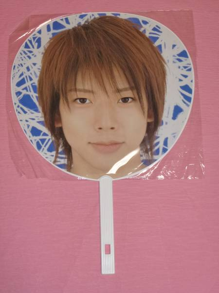NEWS(増田くん)☆SUMMARY 2004☆うちわ☆未開封美品
