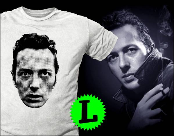 Joe Strummer ジョー・ストラマー The Clash Punk W-L