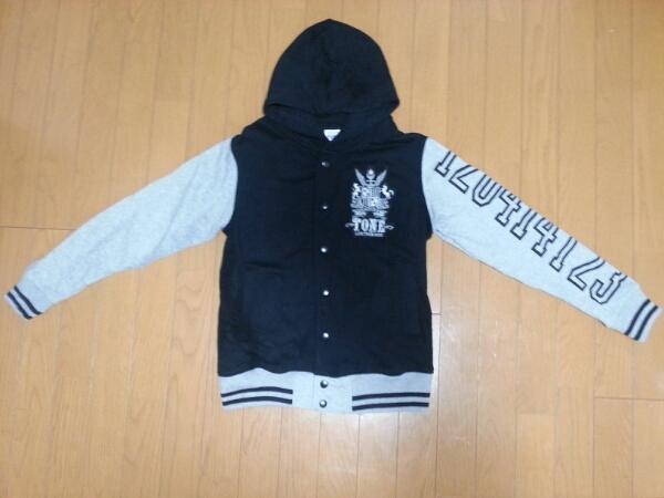 TONEパーカー s tone live tour 2012東方神起ユノチャンミン