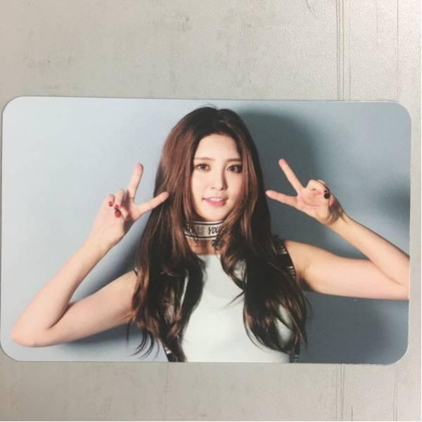 EXID CD封入トレカ