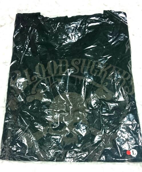 VAMPS LIVE 2016 東京限定 ZeppTokyo model Tシャツ ブラック L