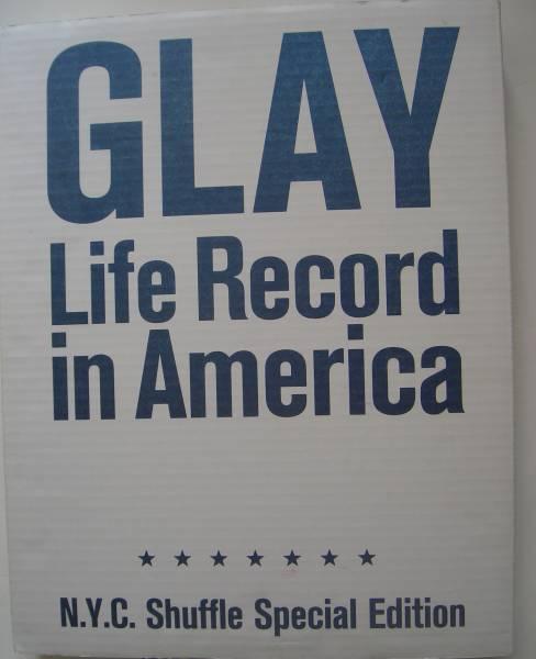 グレイ限定写真集LifeRecordinAmerica GLAY 定価1万円 レア