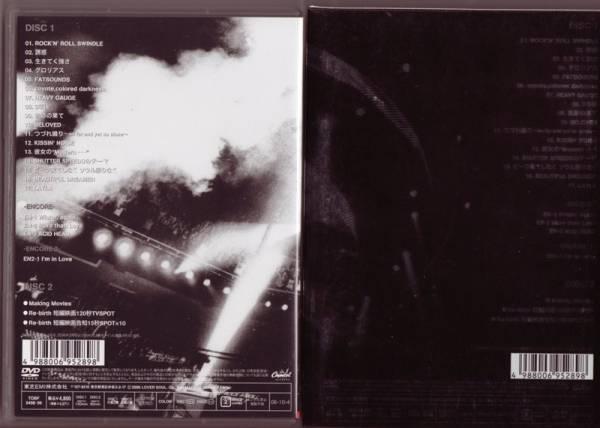 ROCK'N'ROLL SWINDLE 日本武道館初回限定盤DVDTERUHIJIRO GLAY