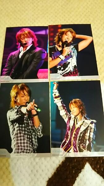 NEWS 小山慶一郎 2008年 公式写真 4枚組