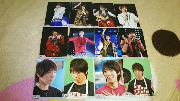 NEWS 小山慶一郎 2008年 公式写真 12枚組