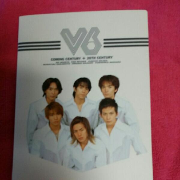 V6 グッズ☆坂本昌行 写真15枚セット☆アルバム付き☆