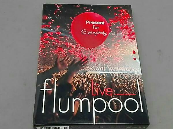 flumpool Special Live 2011「Present ~ありがとう祭り!今宵は ライブグッズの画像