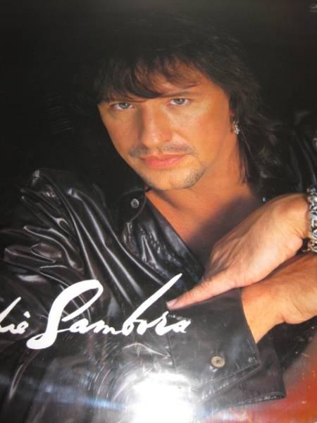 送料無料 リッチー・サンボラ/Richie Sambora 非売品告知ポスター/97年「Undiscovered Soul」発売時 /Bon Jovi