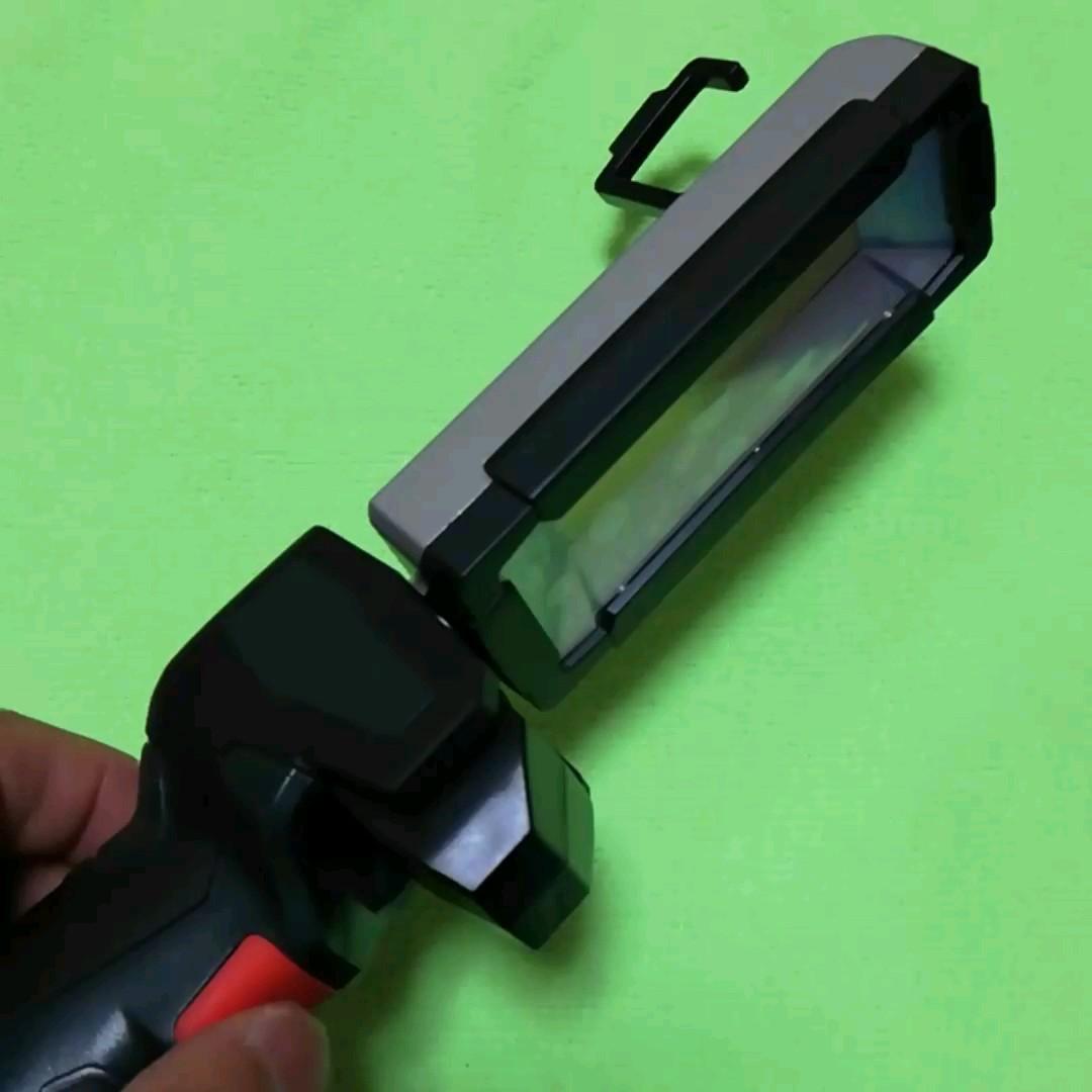作業灯、 LEDワークライト、ハンディライト、USB 充電式