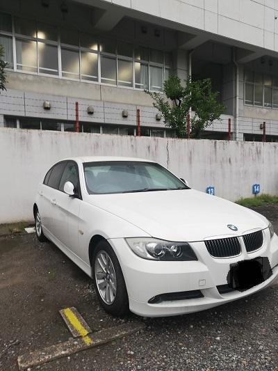 「BMW 320i 2008年 車検令和5年4月 走行距離48,000km 個人出品」の画像1