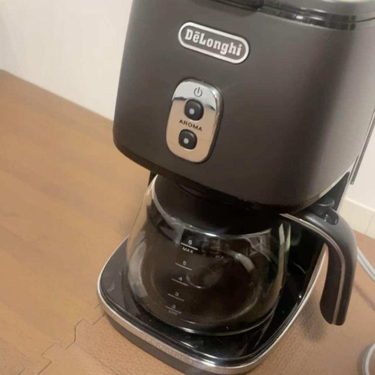 デロンギ ドリップコーヒーメーカー