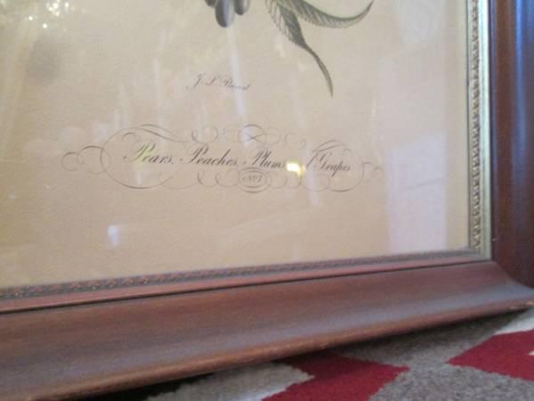 希少!フランスアンティーク Old 果物の壁掛けFrance Antique /店舗ヨーロッパ蚤の市ブロカントイギリスparisインテリア_画像2