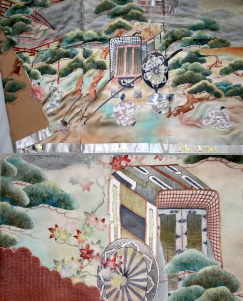 ◆一品物◆手刺繍振袖オリジナルNO14◆限定販売◆_画像2