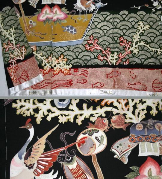 ◆一品物◆手刺繍の振袖オリジナルNO2◆限定販売◆_画像3
