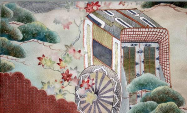 ◆一品物◆手刺繍振袖オリジナルNO14◆限定販売◆_画像3