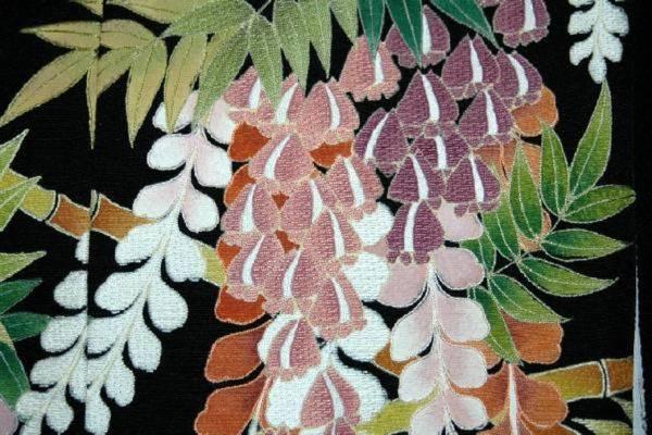 ◆一品物◆手刺繍の振袖オリジナルNO4◆限定販売◆_画像2