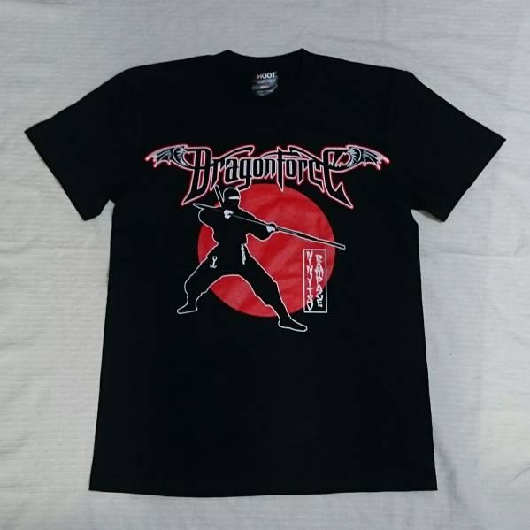 未使用 DRAGON FORCE ツアーTシャツ ドラゴンフォース loudpark